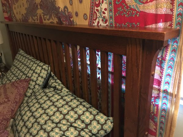 Headboard and bed set