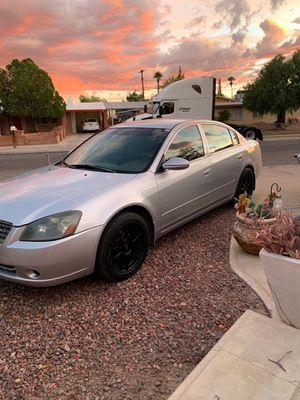 2005 Nissan Altima 3.5 SE for Sale in Tucson, AZ
