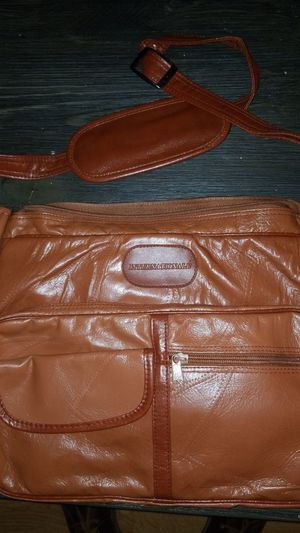 Leather Laptop Bag Briefcase for Sale in Henderson, KY