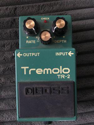 Boss TremoloTR-2 for Sale in Oakland, CA