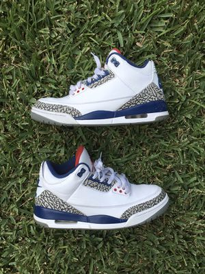 Jordan 3 true blues size 9 for Sale in Sugar Land, TX