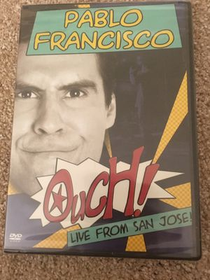 Pablo Francisco stand-up DVD for Sale in Rockville, MD