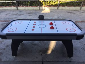 72 Inch Air Hockey Table with Electronic Scoreboard for Sale in West Covina, CA