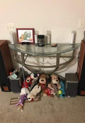Wine table , entry table (negotiable) for Sale in Sterling, VA
