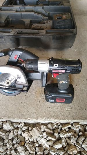 Craftsman 19.2 volt for Sale in Youngstown, OH