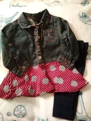 Tommy Hilfiger baby outfit for Sale in Ontario, CA