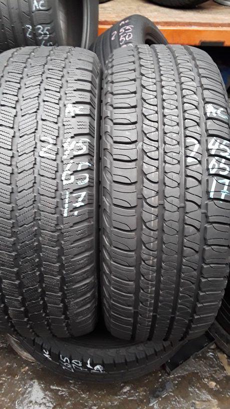 245/65-17 #2 tires