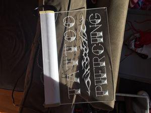Light up sign for Sale in Salem, MA