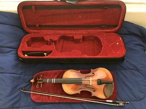 4/4 Nicolas Parola NP5 Violin with Accessories for Sale in Orlando, FL