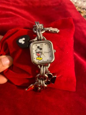 Mickey Mouse charm watch for Sale in Houston, TX