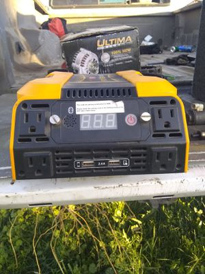 Power converter for Sale in White Swan, WA