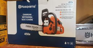 """Husqvarna chainsaw 20"""" for Sale in Los Angeles, CA"""