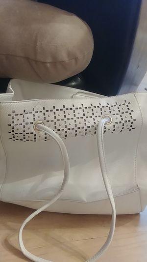 White purse for Sale in Tampa, FL