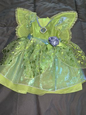 Tinkerbell baby costume 6-12 months for Sale in San Dimas, CA