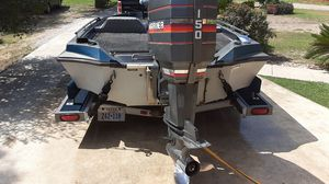 1986 Ranger Bass Boat. $6000.00 for Sale in San Antonio, TX