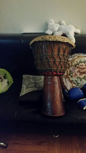 Authentic djembe for Sale in New York, NY