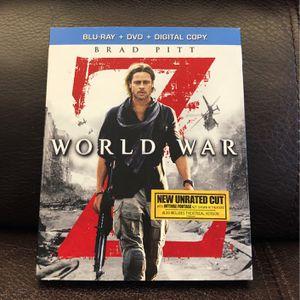 World War Z for Sale in Fairfax, VA