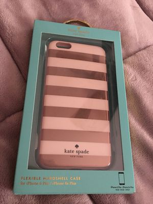 IPhone 6S Plus Kate Spade Cover for Sale in Manassas, VA