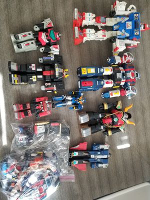 My vintage robot toy collection for Sale in Redmond, WA