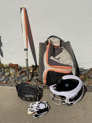 Girls Softball Equpiment 14U for Sale in Santa Ana, CA