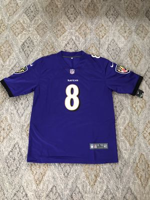Lamar Jackson Baltimore Ravens Brand New Nike Jerseys for Sale in Fountain Valley, CA