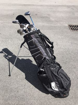 Golf Bag & clubs for Sale in Fort Lauderdale, FL