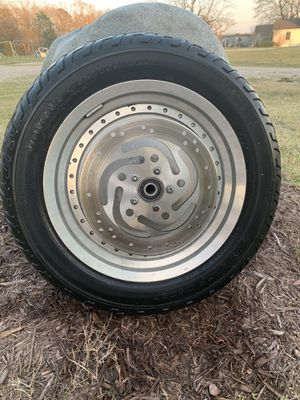 Harley Davidson front tire for Sale in Rolesville, NC