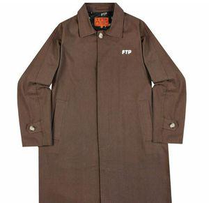 FTP brown coat for Sale in Rialto, CA