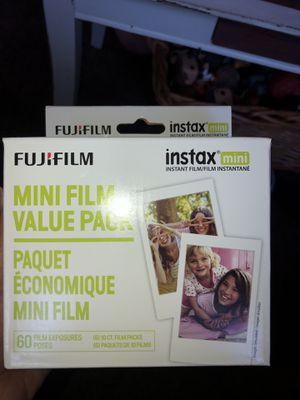 Instax mini 9 Value Pack FILM(60) for Sale in La Mirada, CA