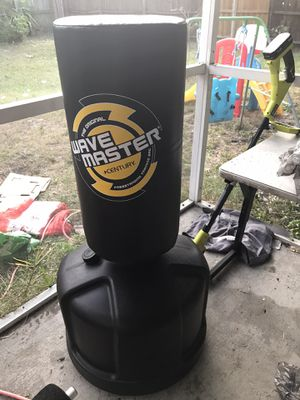 Wave Master Punching Bag for Sale in Largo, FL
