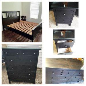 Ikea Hemnes Bedroom Set PRICE FIRM/CASH for Sale in Shoreline, WA