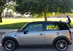 $8OO Urgent for sale 2009 MINI Cooper Clubman S Clean tittle! runs and drives great,no issues! for Sale in Billings, MT