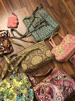 Vera Bradley Assortment Of Purses And Wallets for Sale in Nashville,  TN