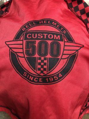 Bell xl motorcycle helmet for Sale in Centennial, CO