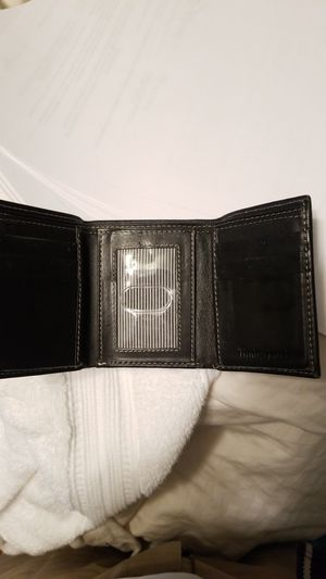 Timberland leather wallet for Sale in Fairfax, VA
