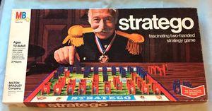 Vintage Stratego Board Game Complete All Original 1977 for Sale in Medford Lakes, NJ