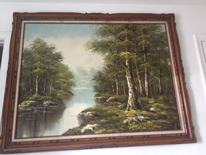 From 1970 The best picture of oil paint for Sale in Ashburn, VA