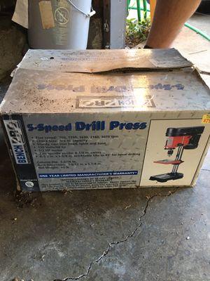 Drill press for Sale in San Jose, CA