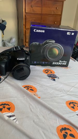 Canon Power Shot for Sale in Huntington Beach, CA