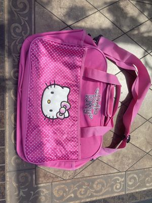 Hello Kitty Duffel Bag for Sale in Pasadena, CA