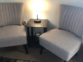 Two modern side chairs for Sale in University Place,  WA
