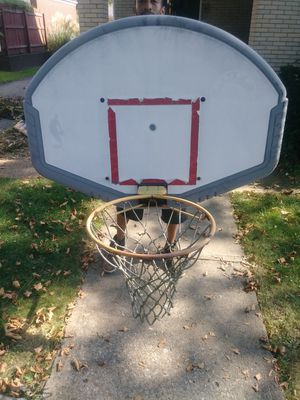 NBA basketball hoop for Sale in Braddock, PA