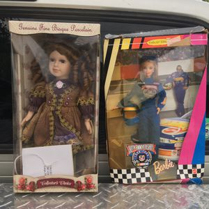 Collectors Choice Porcelain & Barbie for Sale in Lake Worth, FL