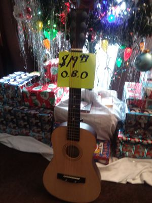 CHRISTMAS GUITAR for Sale in MIDDLEBRG HTS, OH