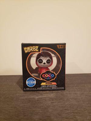 Coco Miguel Funko Dorbz Disney Pixar Limited for Sale in Westbury, NY