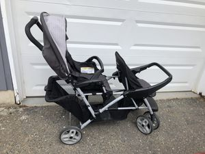 Graco double stroller for Sale in Bothell, WA