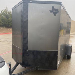 12x6 Enclosed Trailer for Sale in Seagoville, TX