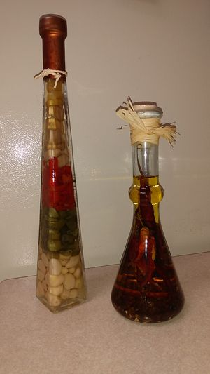 Kitchen decorative bottles for Sale in Westminster, CO