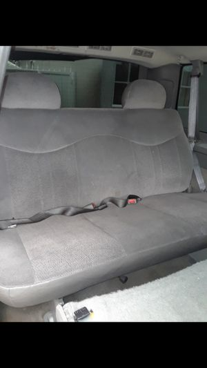 Chevy astro van back seat for Sale in Santa Ana, CA