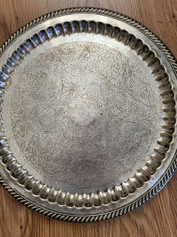 Tray . Arabesque / Vintage Tray for Sale in Dublin,  CA